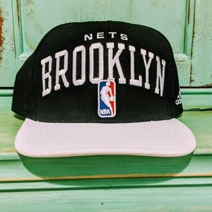 Adidas NBA Brooklyn Nets Snapback Hat